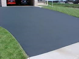sealed asphalt drive